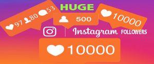 Instagram followers:mAkeentech Blog