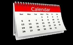 Social media calendar: Akeentech blog
