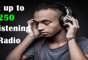 get extra money for listening to radio.fw