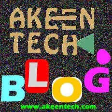Akeentech Blog Logo