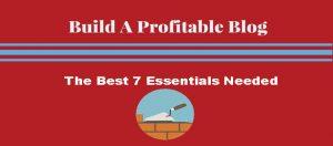 profitable blog essentials: Akeentech blog