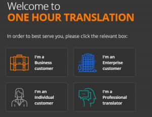 Onehourtranslation: Akeentech blog