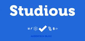 Studious app