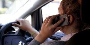 Making Phone Calls while driving