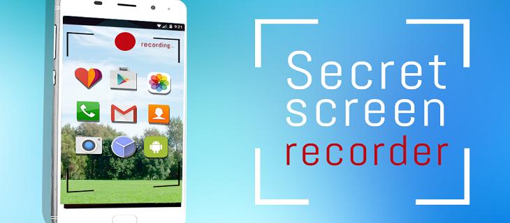 Secret Screen Recording