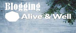 blogging is not dead