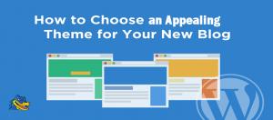 Choosing your blog theme