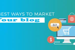 10 Rapid Ways To Market Your Blog